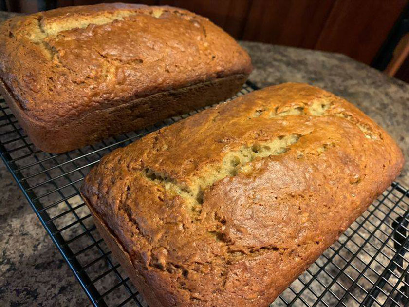 One Point Weight Watchers Banana Bread